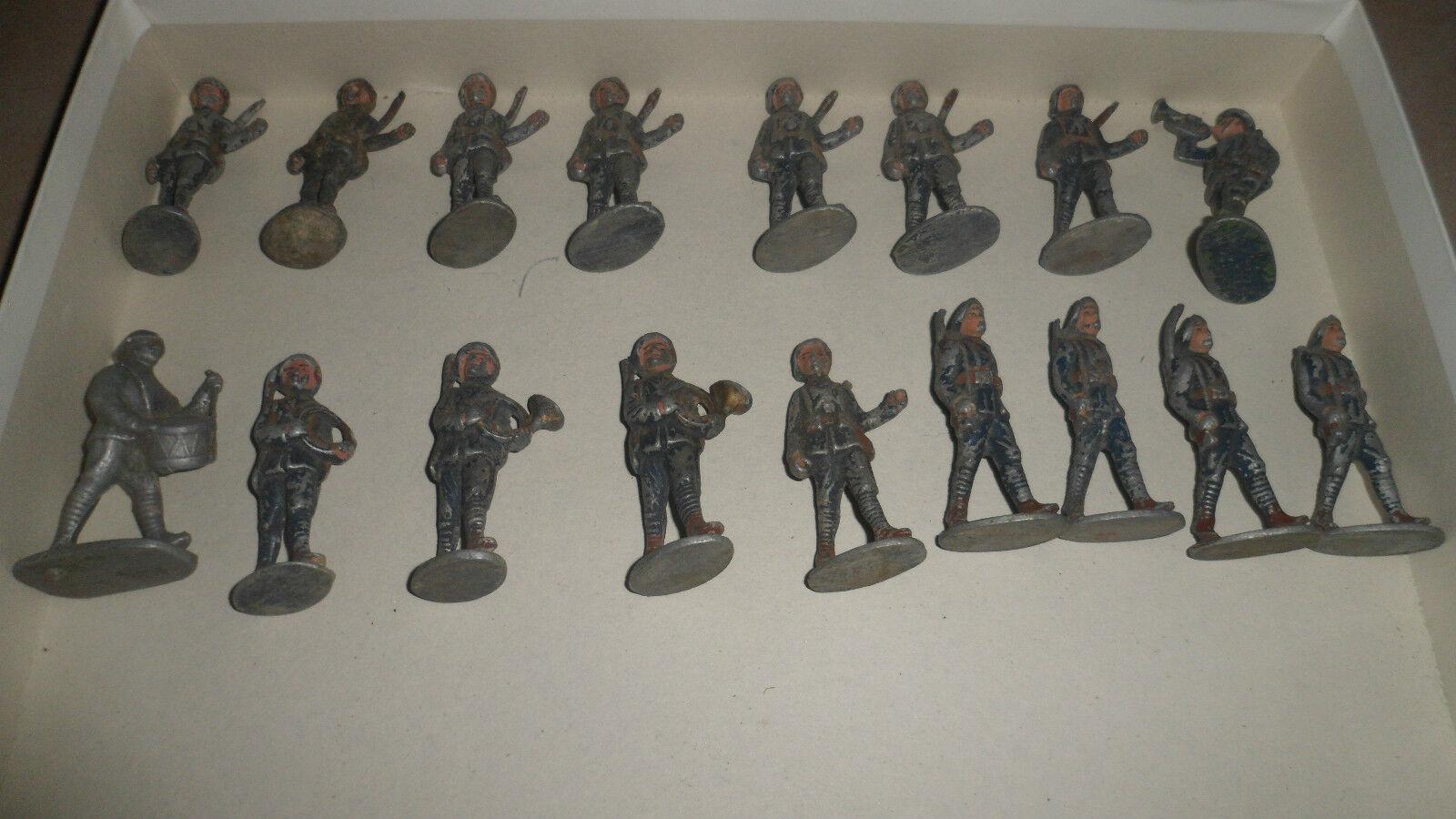 Armée 17 soldats KIRALU (ou autre) - BE