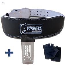 Best Body Nutrition Gewichthebergürtel Ultraleicht Gürtel silber