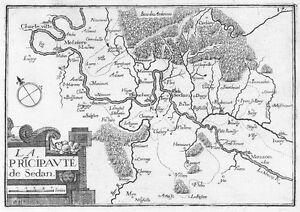 Antique-map-La-principaute-de-Sedan