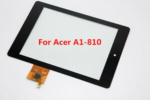VETRO-TOUCH-SCREEN-ACER-ICONIA-TAB-A1-810-8-034-A810-DIGITIZER-DISPLAY-NERO-TABLET