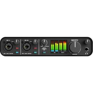 MOTU M4 USB Audio Interface   Neu