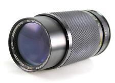 SOLIGOR MC C/D 80-200mm MACRO Zoom Lens For Konica AR Mount