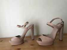 cd20ec0fb7ca item 4 NWD VINCE CAMUTO CAIRO nude leather studded heels platform sandals  shoes sz 9.5 -NWD VINCE CAMUTO CAIRO nude leather studded heels platform  sandals ...