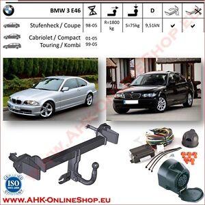 Gancio-traino-BMW-3-E46-1998-2005-elettrico-13-poli-OMOLOGAZIONE-NUOVO