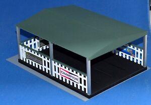 1-32-Escala-Kit-Vintage-F1-Paddock-para-Scalextric-Otros-Disenos-estatica