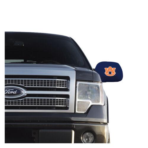 College Cars SUV Trucks Side View Mirror Covers University Auburn Tigers