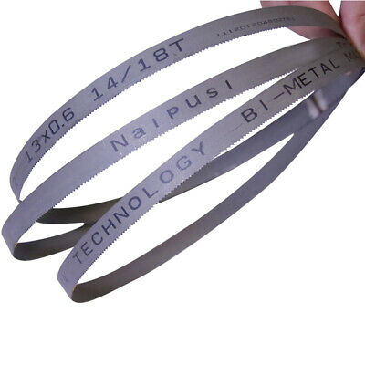 "6TPI Woodcutting Bandsaw Blades 64-1//2/"" x 1//4/"" x .025"