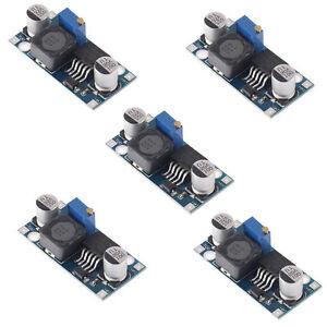5-x-DC-Spannung-Step-Down-Schaltregler-Netzteil-Modul-Wandler-Konverter-LM2596S