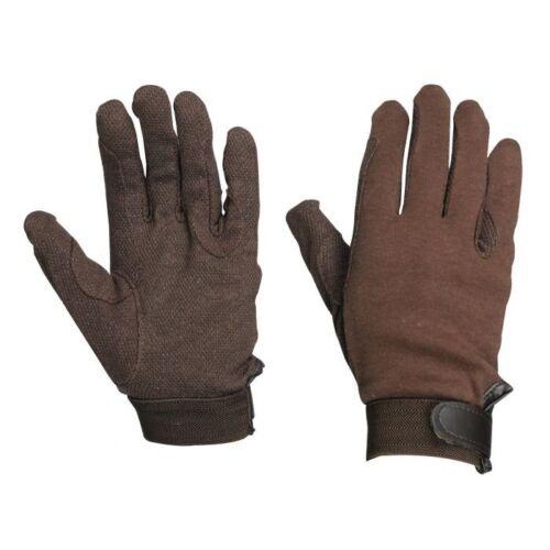 Dublin Track Riding Gloves