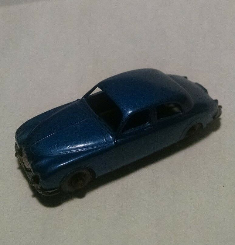Matchbox Regular Rueda 65 bis se reunió blu Jaguar GPW 1959