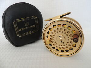 Hardy-Sovereign-8-9-No-753-Fly-Fishing-Reel-Original-Case-amp-Cortland-Line
