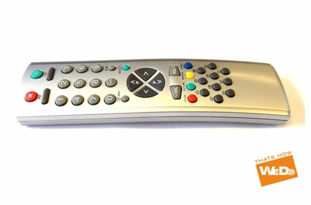 UNIVERSUM TV REMOTE CONTROL FT 81803 FT 81804 FT 81805 FT 81806
