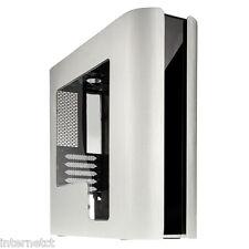 BITFENIX PANDORA CORE SILVER MICRO ATX MINI ITX SLIMLINE CASE WITH SIDE WINDOW