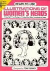 Ready-to-Use Illustrations of Women's Heads by Tom Tierney (Paperback, 2003)