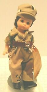 Madame-Alexander-8-034-Welcome-Home-1991-Solder-Boy-with-box
