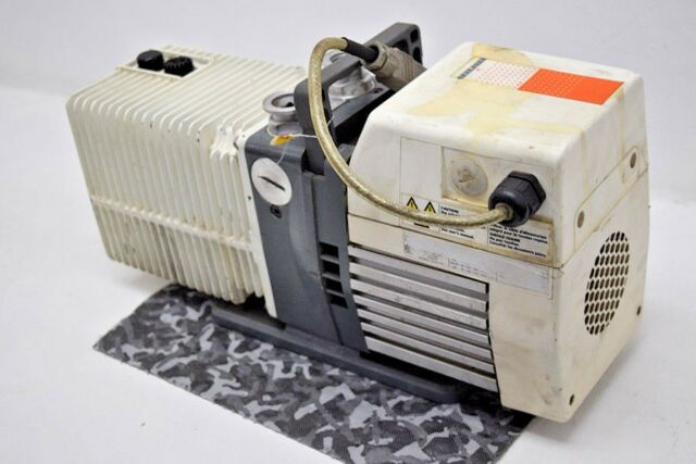 Alcatel Pascal Am630529 2021 SD 2021SD Dual Stage Rotary Vane Vacuum Pump