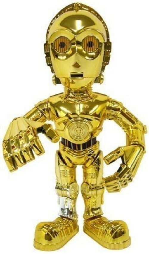 STAR WARS   C-3PO deformed by Tomy Medicom