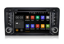 Android 5.1 Autoradio für Audi A3 S3 DAB+ Navigation GPS DVD MP3 USB TMC DVB-T