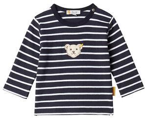 STEIFF® Baby Jungen Sweatshirt Shirt Blau Gr 62-86 H//W 2019-20 NEU!