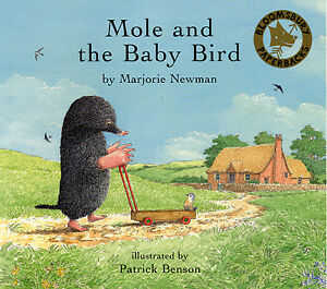 Bloomsbury-paperbacks-Mole-and-the-baby-bird-by-Marjorie-Newman-Paperback
