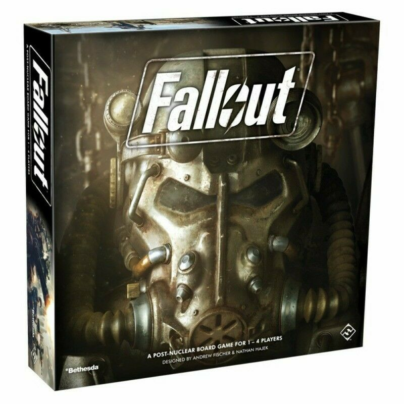 Fallout  The Board Game - New