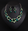 Women-Fashion-Crystal-Necklace-Choker-Bib-Statement-Pendant-Chain-Chunky-Jewelry thumbnail 108