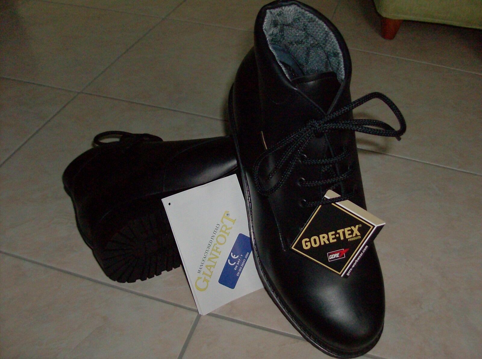 zapatos  - SCARPONCINI SCARPONCINI SCARPONCINI IN GORETEX NERO - SUOLA IN GOMMA ANTISCIVOLO ee88ec