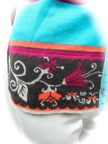 Maglia Noble Ivko Jacquard cardigan giacca 38 Gr T5Cqwfx0