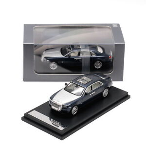 1-64-scale-Rolls-Royce-Ghost-Extended-wheelbase-DIECAST-Car-Model-Collection