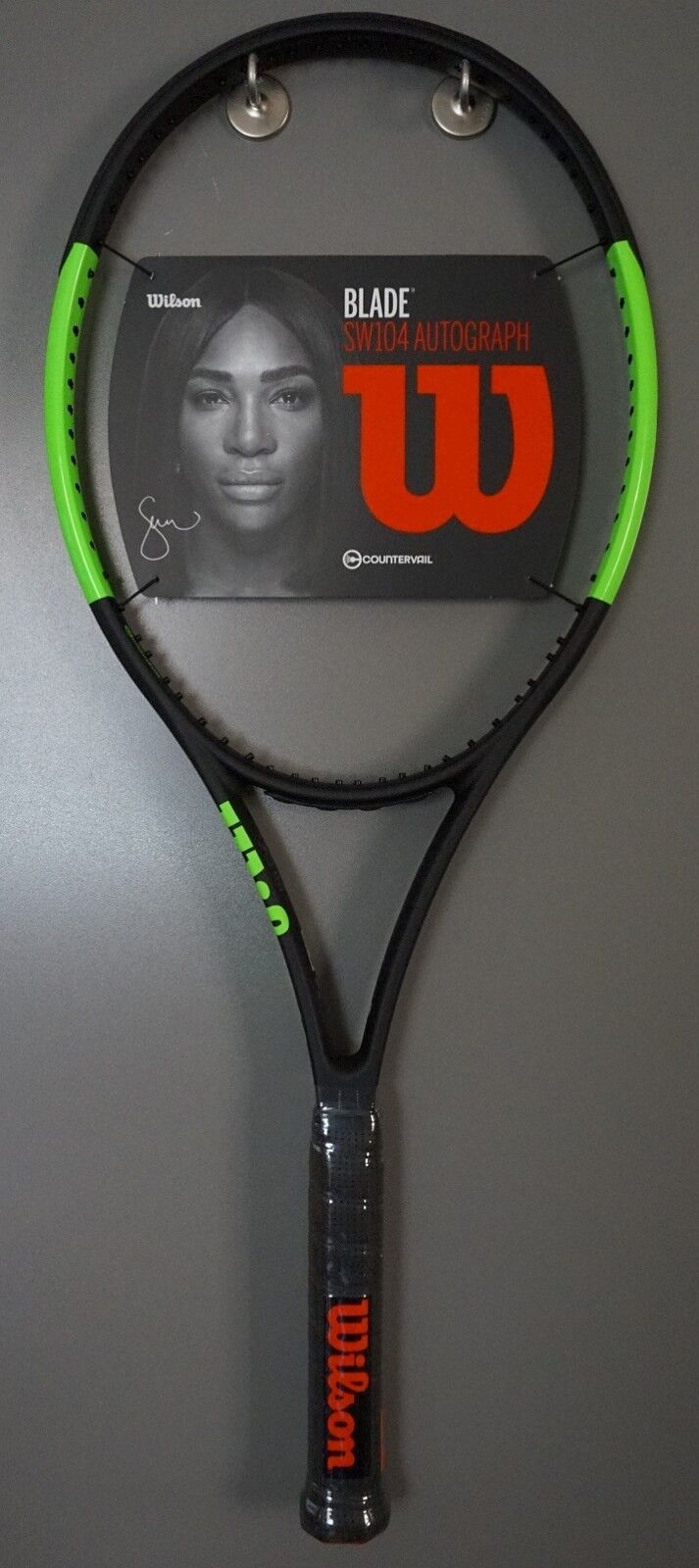 Nuevo Wilson  Blade SW104 autógrafo countervail 2018 2019 4 1 4 Raqueta De Tenis  marcas de moda