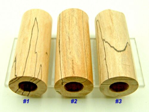 """Duck Call Wood Blanks with 5//8/"""" center hole #593-1"""