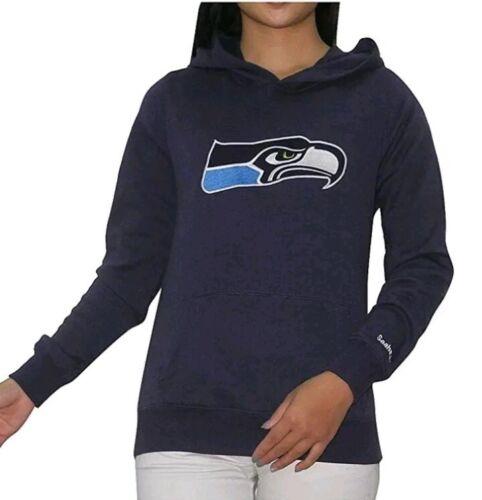 Victoria/'s Secret Pink NFL Seattle Seahawks Women/'s Athletic Hoodie medium NWOT