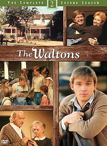 The-Waltons-The-Complete-Second-Season-DVD-2005-5-Disc-Set