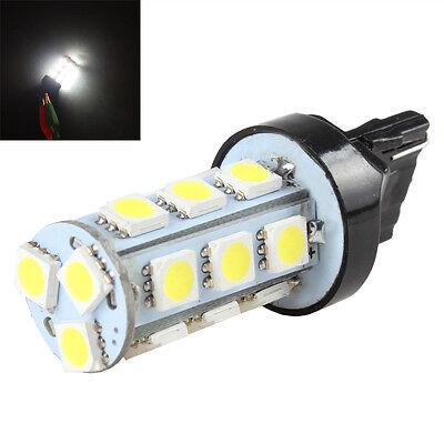 3157 18x 5050 SMD LED White Car Turn Signal Light Reverse Brake Tail Lamp Bulb