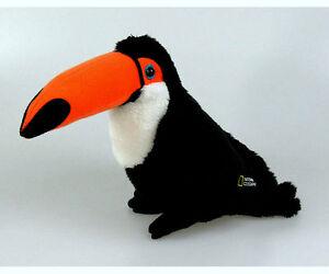 Toucan del peluche peluche Animale di nuovoEbay 14cm peluche della giocattolo di del National Geographic 0wPO8nkX