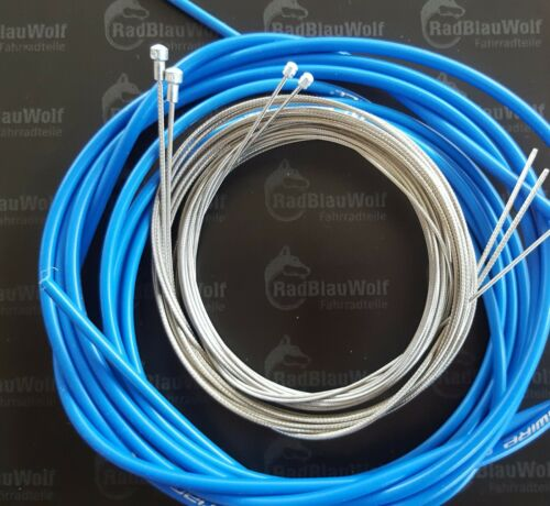 Jagwire CEX Brake Cable LEX Shift Cable Campagnolo Stainless Steel Trains