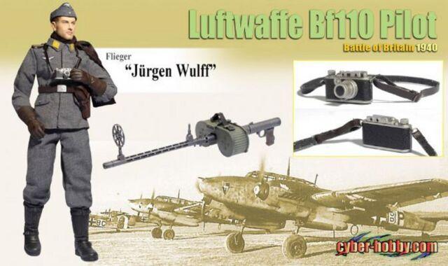 "Dragon Cyber Hobby 1//6 Scale 12/"" WWII German Herbert Kalt w// Panzerschreck 70714"