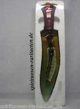 Sikkim Himalayan Premium Old Gold Single Malt Whisky Flasche in Schwert Form