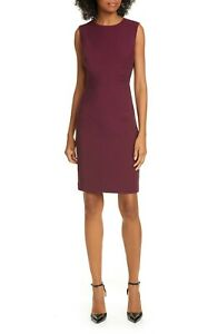 Ted-Baker-London-Sskyed-Sheath-Dress-Ted-size-3-US-8-10-And-Sz-5-US-14
