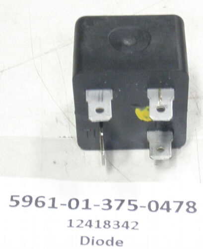 FMTV Diode Block BAE Systems 12418342 5961-01-375-0478 3116
