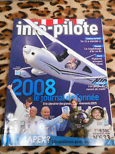 REVUE - INFO-PILOTE n° 633, déc. 2008 - Le journal de l'année