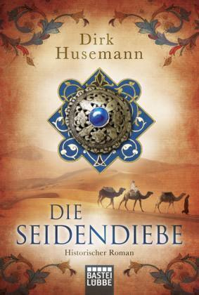 1 von 1 - Dirk Husemann - Die Seidendiebe - UNGELESEN