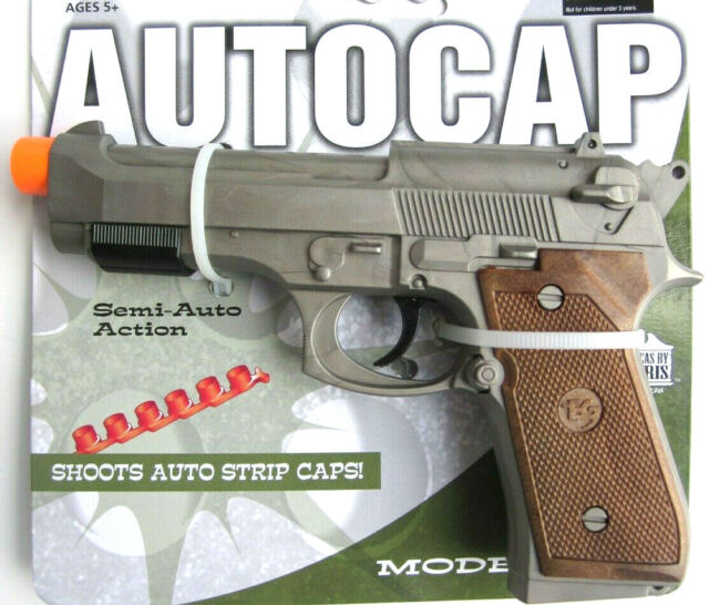 Automatic Pistol Weapon