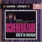 Nikolay Rimsky-Korsakov: Scheherazade; Igor Stravinsky: Song of the Nightingale (2005)