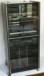 Sears-LXI-Serie-Stereoanlage-Plattenspieler-Cassette-Player-funktioniert