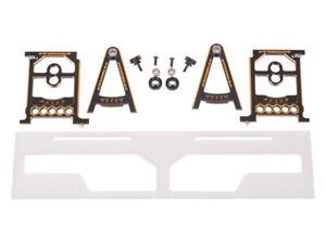 Arrowmax Rc Noir D'or Mise En Place Système Pour 1:10f1 1:12 Pancar Modèles
