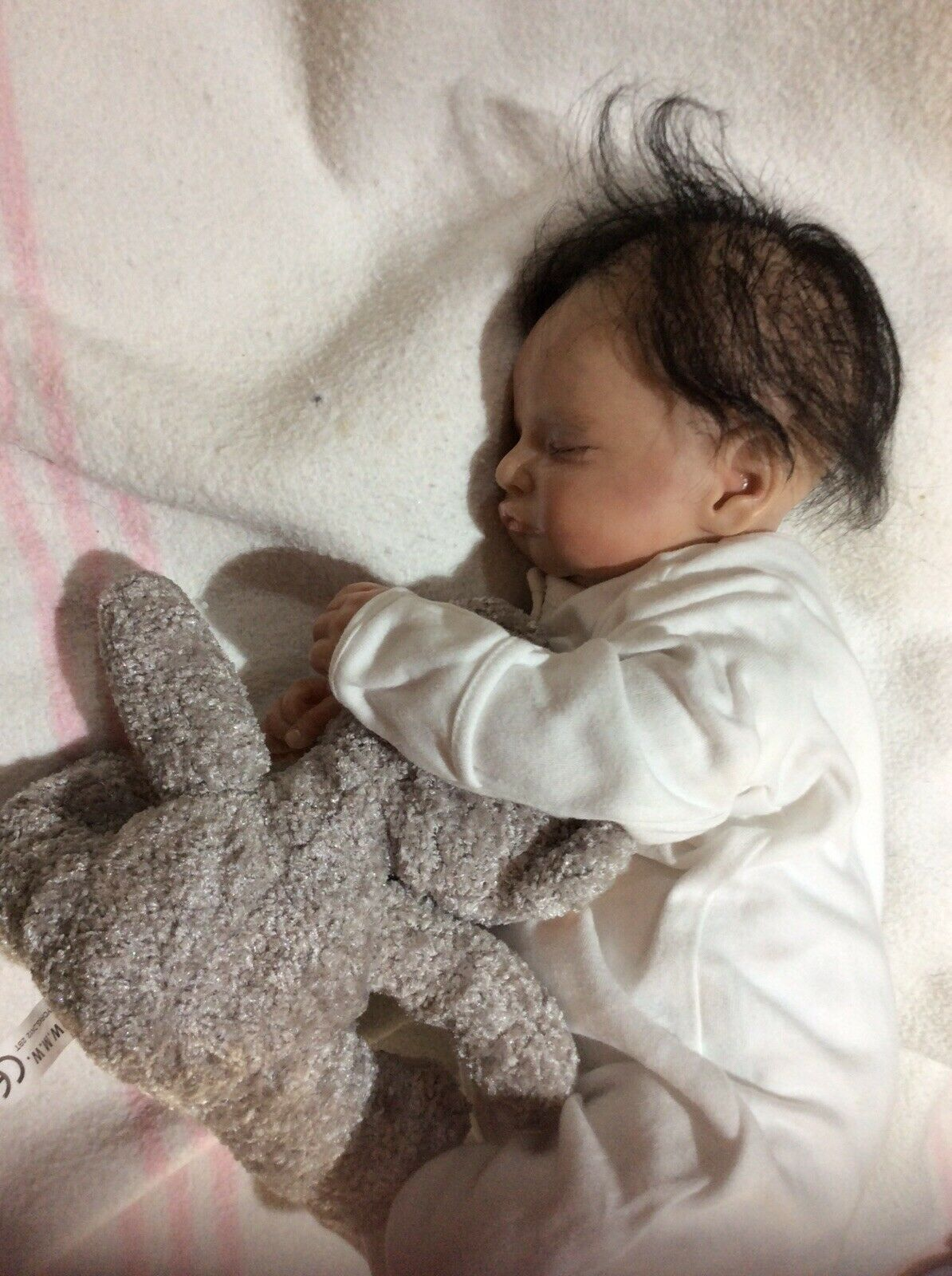 A Beautiful reborn baby Girl, Brand New Baby ....By Olga Auer.
