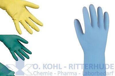 2 pairs household rubber gloves #45 2 Paar Haushaltshandschuhe Gummihandschuhe