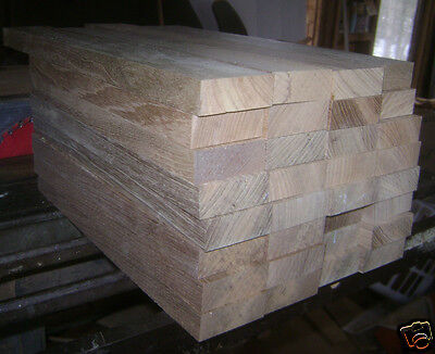 Exotic Wood Premium Marine Teak Lumber  300mm X 30mm X 10mm  NICE!