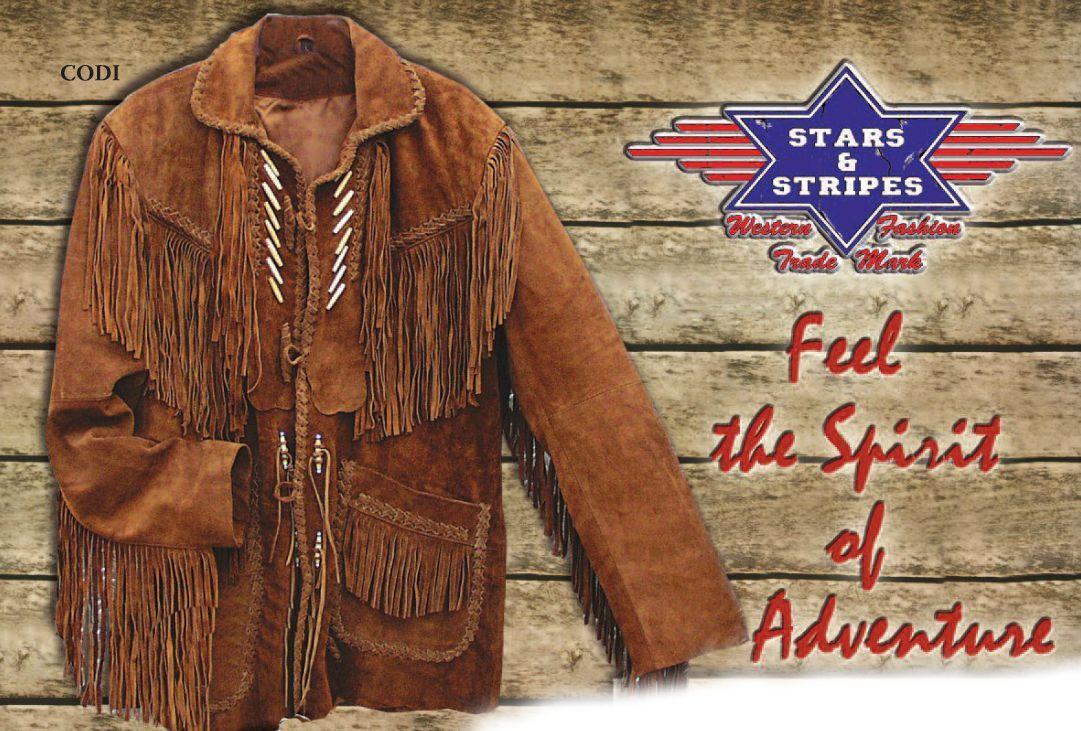 Jacken Land Western Ref  Codi Stars&stripes Angebot